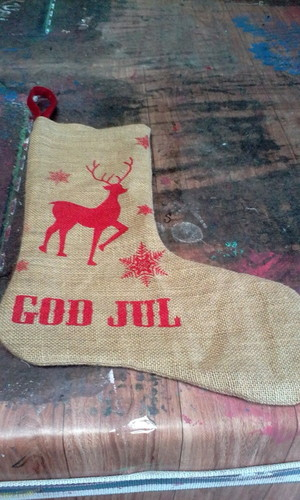 Christmas Socks Pouch