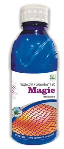 Trizophos 35% + Deltamethrin 1% EC