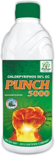 Chlorphyriphos 50%  EC
