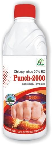 Chlorphyriphos 20%  EC