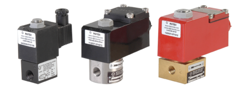 2/2 Direct Acting Normally Closed Solenoid Valve