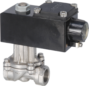2/2 Direct Acting High Orifice Normally Closed Solenoid Valve