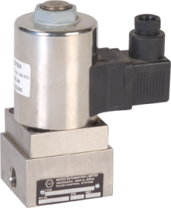 2/2 Direct Acting High Pressure Solenoid Valve