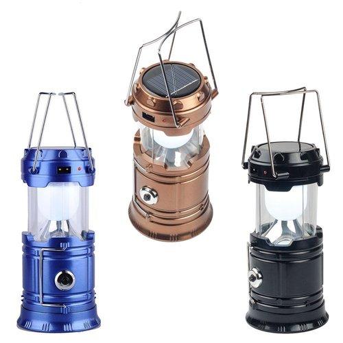 LED Solar Emergency Light Bulb