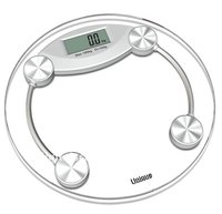 Thick Tempered Glass Digital Weighing Scale