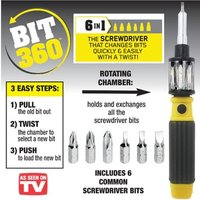 Bit 360 All-in-One Screwdriver