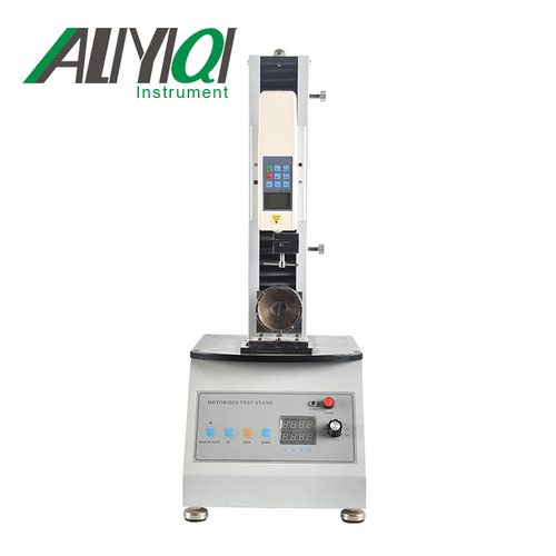 Single Column Tensile Testing Machine