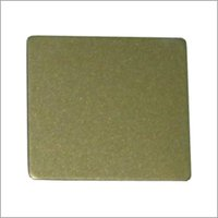 Classic Gold Aluminium Composite Panel