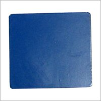 Signal Blue Aluminium Partition