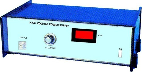 High Voltage Digital Power Supply Model