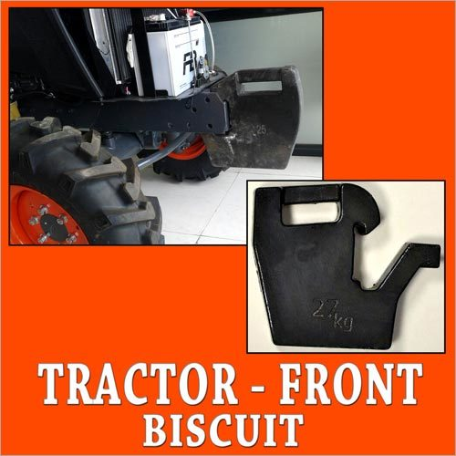 Tractor-Front Biscuit