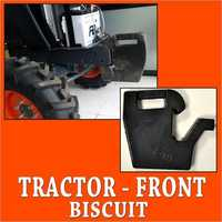 Tractor-Front Biscuit