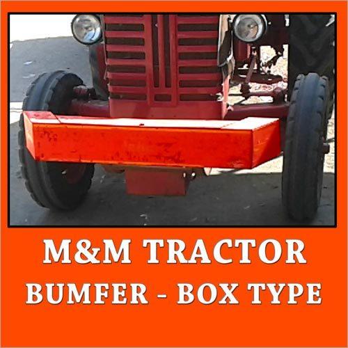 M & M Tractor Bumfer-Box Type