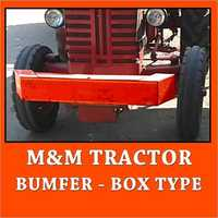 M & M Tractor Bumfer-Box Type