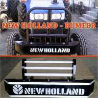 New Holland-Bumper