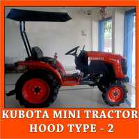 Kubota Mini Tractor Hood Type-2