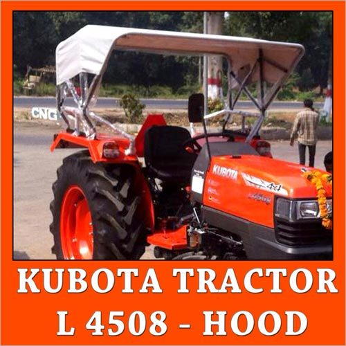 Kubota Tractor L4508-Hood