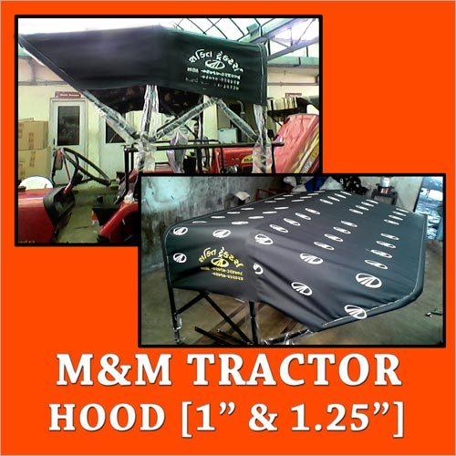 M & M Tractor Hood