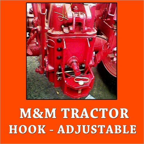 M & M Tractor Hook-Adjustable