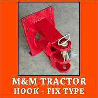 M & M Tractor Hook-Fix Type