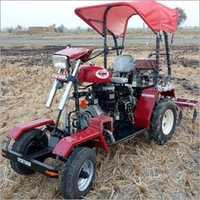 Four Wheeler Mini Tractor