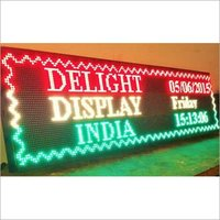 LED token Display Borad