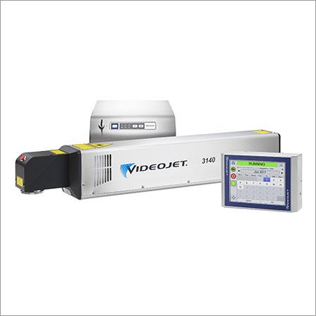 Videojet 3140 CO2 Laser Marking System