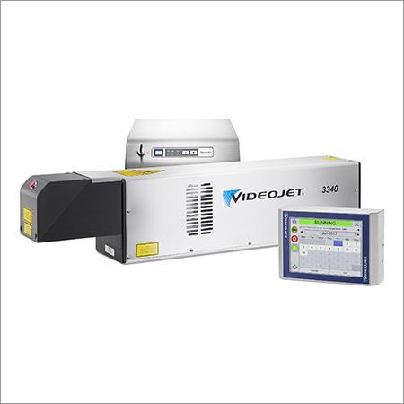 Videojet 3340 CO2 Laser Marking System