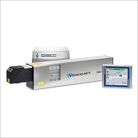 Videojet 3640 CO2 Laser Marker
