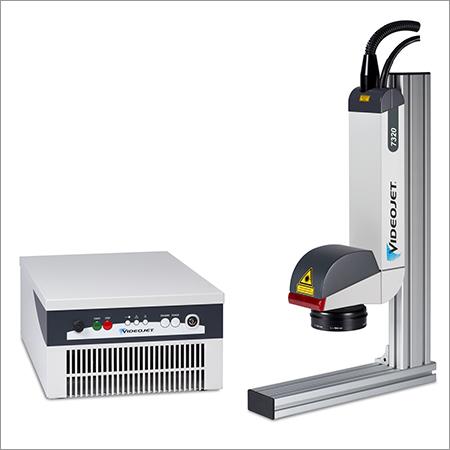 Videojet 7220 - 7320 Fiber Laser Marking Machine