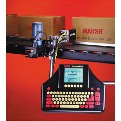 Marsh Patrion Plus InkJet Printer