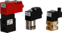 3/2 Direct Acting High Orifice / Universal Solenoid Valve