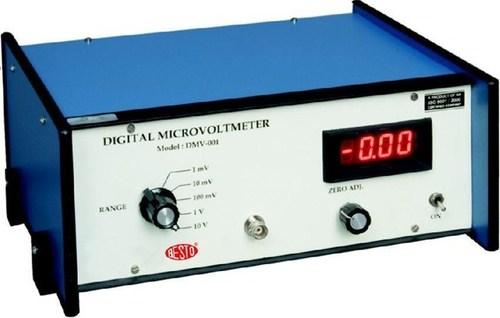 Digital Microvoltmeter
