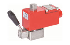 3/2 Direct Acting NC / NO High Pressure Solenoid Valve