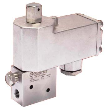 3/2 Position Direct Acting Universal Ultra Solenoid Valve
