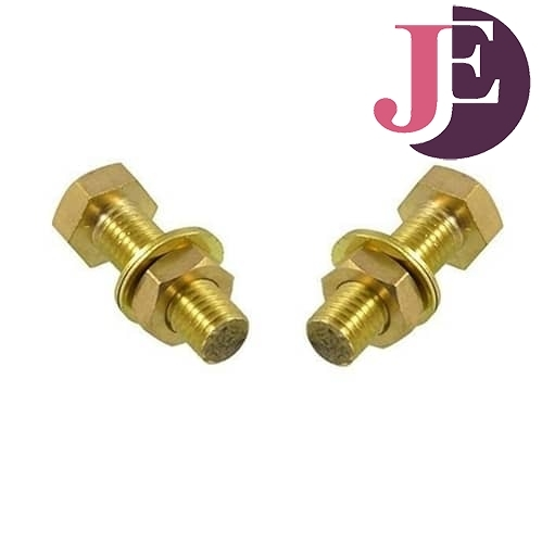 Brass Nut & Bolt