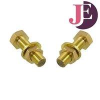 Brass Nut & Bolt