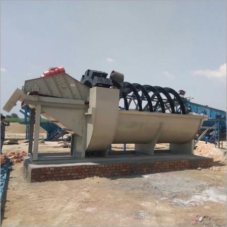 Bucket Wheel Sand Washing Plant