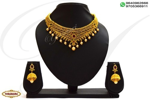 Ladies designer choker