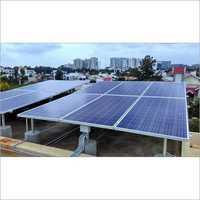 Industrial Solar Plant