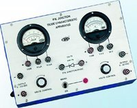 Semi Conductor Diode Characteristics Apparatus 1