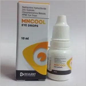 Naphazoline Hydrochloride, Zinc Sulphate, Chlorpheniramine Maleate, HPMC Eye Drops