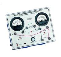 Zener Diode V-I Characteristics Apparatus