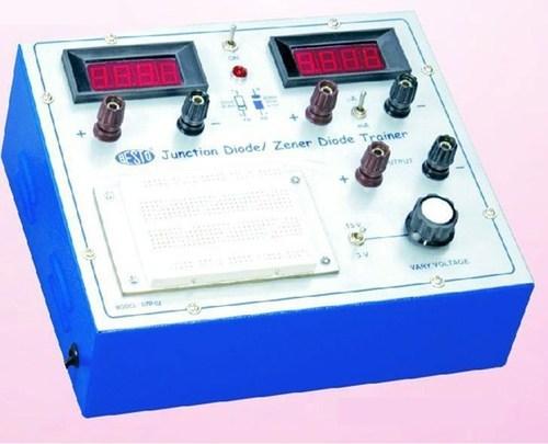 Junction Diode (PN) & Zener Diode Trainer Digital Model