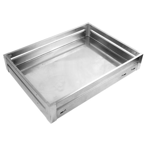 SS Kitchen Plain Basket