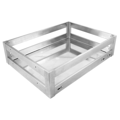 SS Kitchen Plain Basket 2