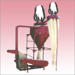 Heavy Duty Double Shaft Grinder Pulverizer Machine