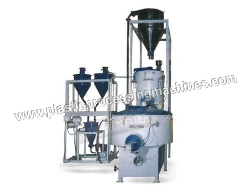Bulk Handling & Batching Plants