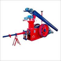 Briquettes Pressing Machine