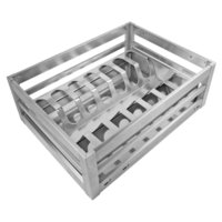 SS Kitchen Thali Basket